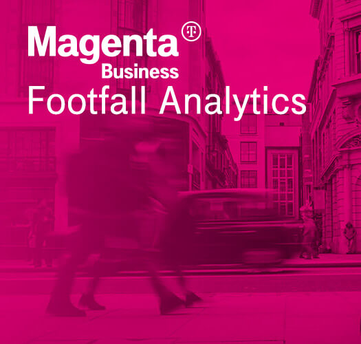 Magenta Business Footfall Analytics