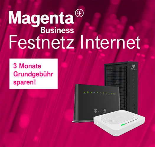 Magenta Business Festnetz Internet