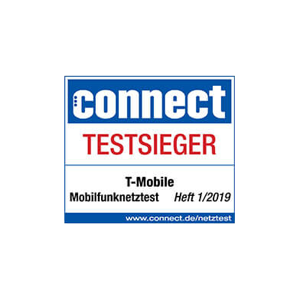 Connect Testsieger 2019