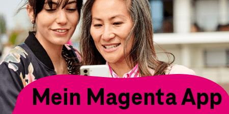 Mein Magenta App