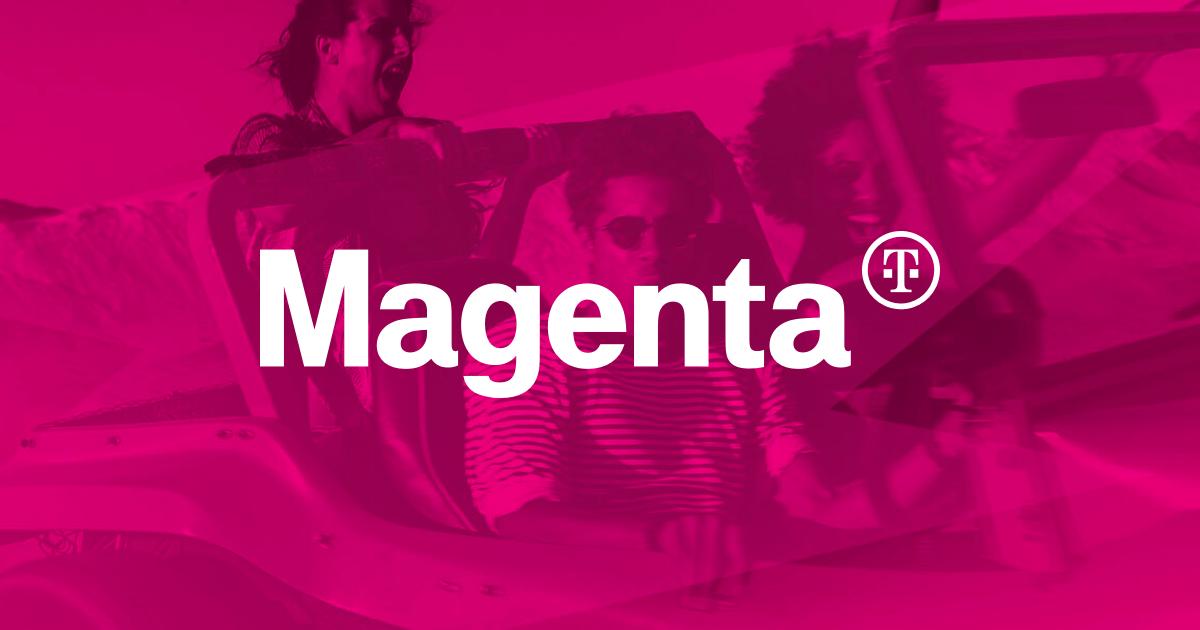 Impressum Von T Mobile Magenta