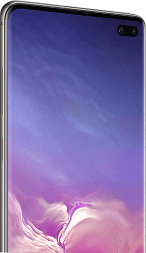 Samsung Galaxy S10 – mit großem AMOLED-Display