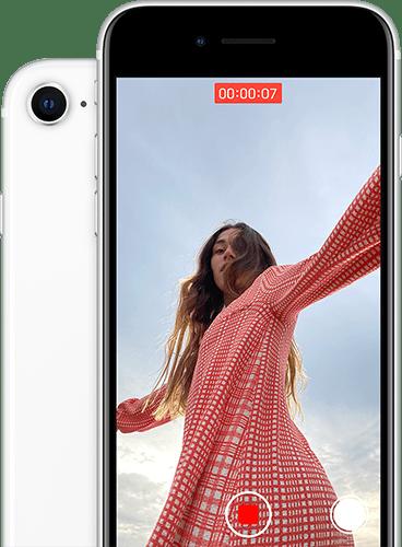 iPhone SE - Video