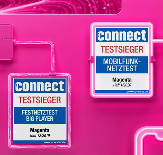 Testsieger Mobilfunk Netz