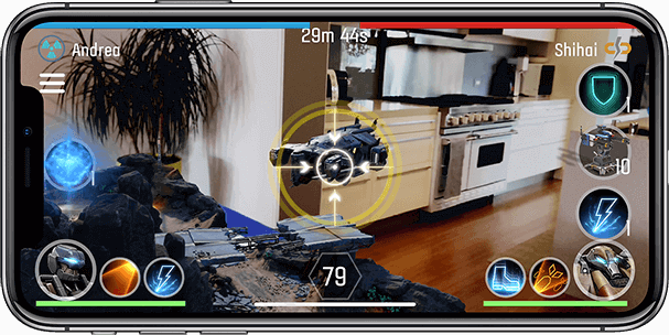 iPhone X – mit Augmented Reality