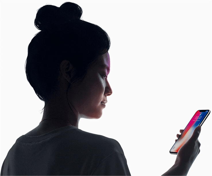 iPhone X – mit Face ID