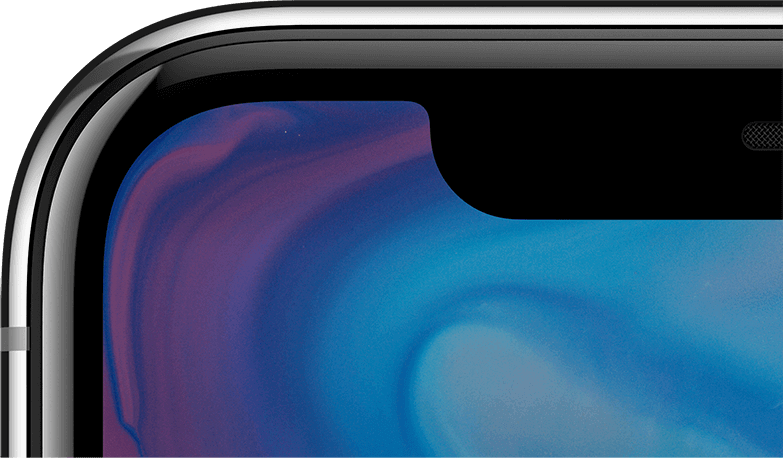iPhone X – mit riesen Display