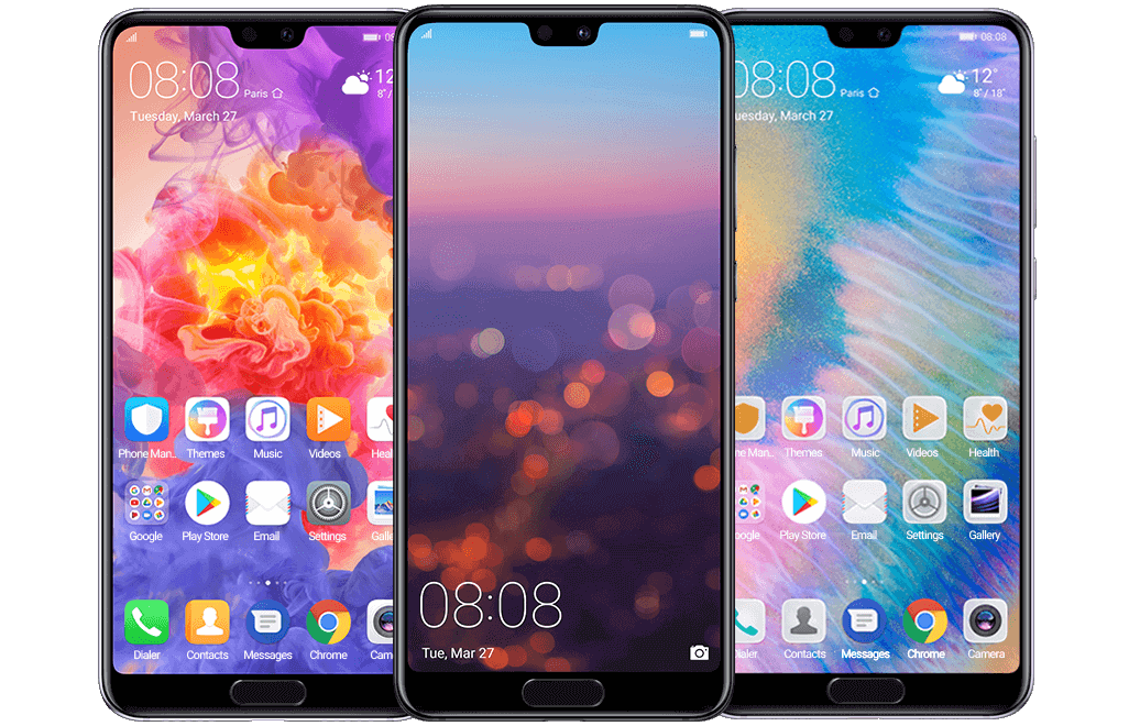 HUAWEI P20 Pro - FullView Display