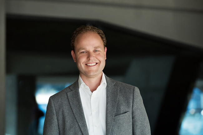 Jan Willem Stapel, Chief Commercial Officer B2C